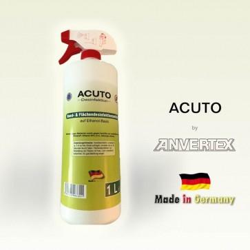 Acuto Hand- und Flächendesinfektion Sprühflasche 500ml Hände-Antiseptikum Desinfektionsmittel