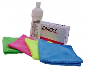 Sanitär- und Küchenreiniger-Paket 6-tlg ECOLAB Rilan Clean Microfasertücher