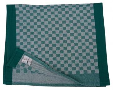 Geschirrtuch Gläsertuch Küchentuch Trockentuch Grubentuch 37x67cm 100% Baumwolle grün 10er Pack