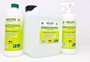 Acuto Händedesinfektion Hautdesinfektion Desinfektionsmittel Desinfektion Antiseptikum