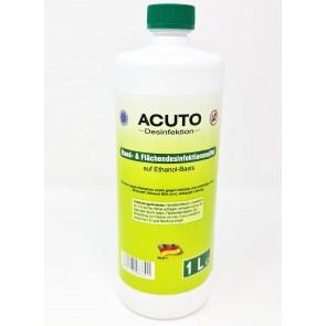 Acuto Hand- und Flächendesinfektion 1 Liter Hände-Antiseptikum Desinfektionsmittel