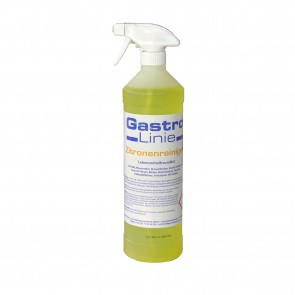 Seeger Gastro Line Zitronenreiniger Lebensmittelfreundlich 1 Liter