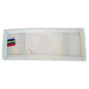 Mikrofaser Wischmop Bodenwischer Bodenreiniger Mopp 40cm 5er Pack